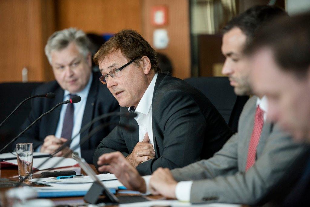 GU in EU-Ausschuss