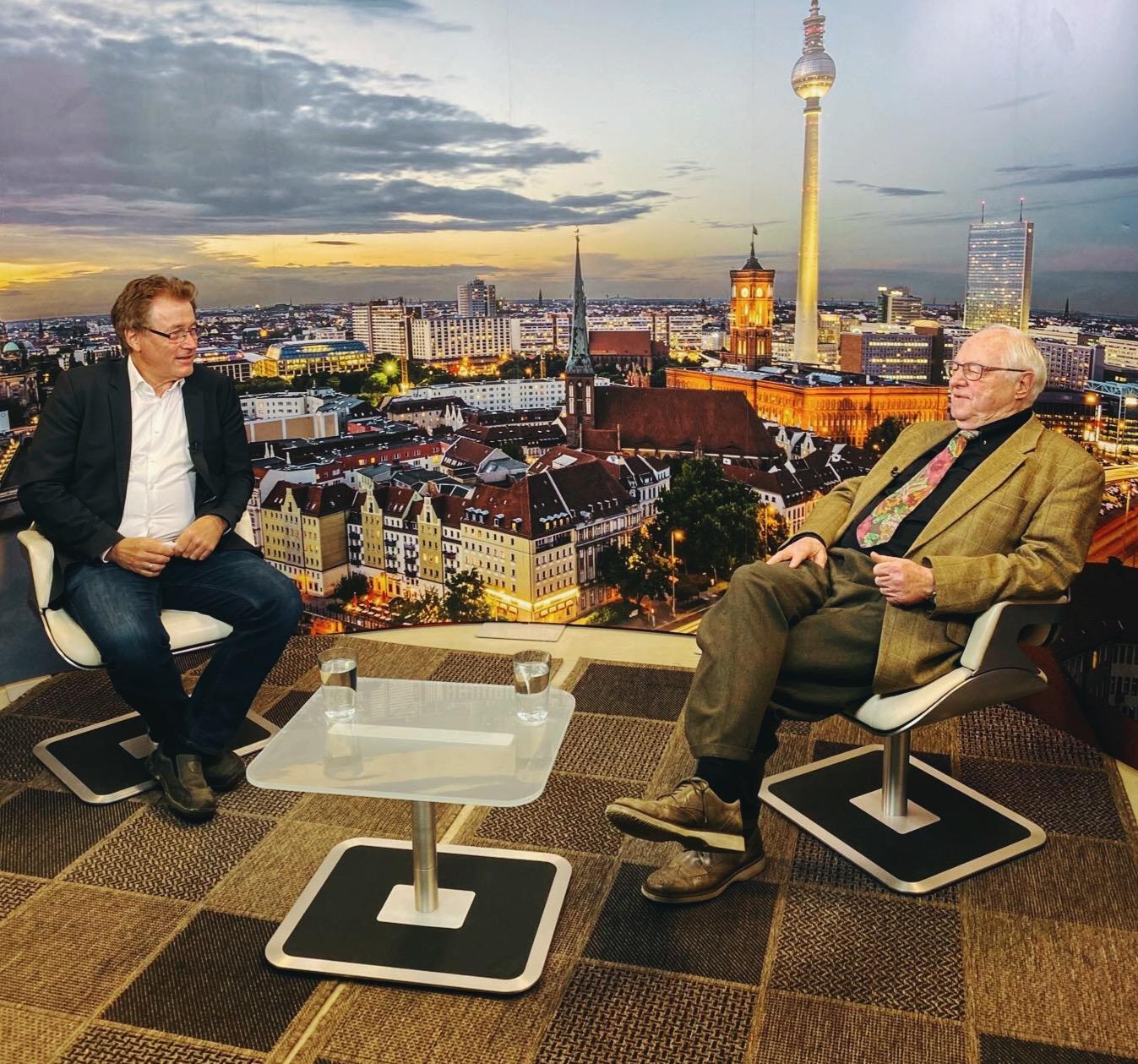 GU bei TV Berlin