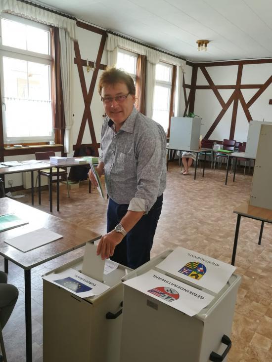 GU bei der Wahl