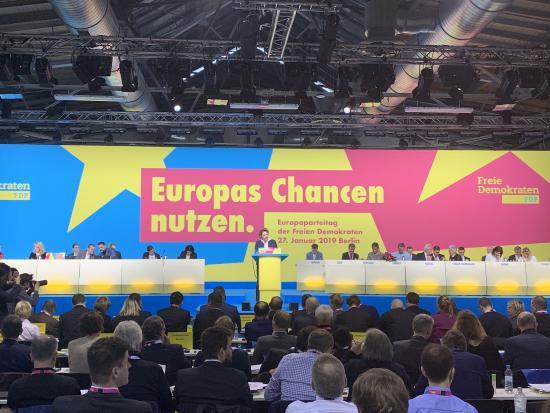 Europaparteitag 2019