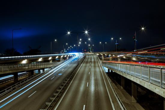 Autobahn - © Bild von Free-Photos auf Pixabay